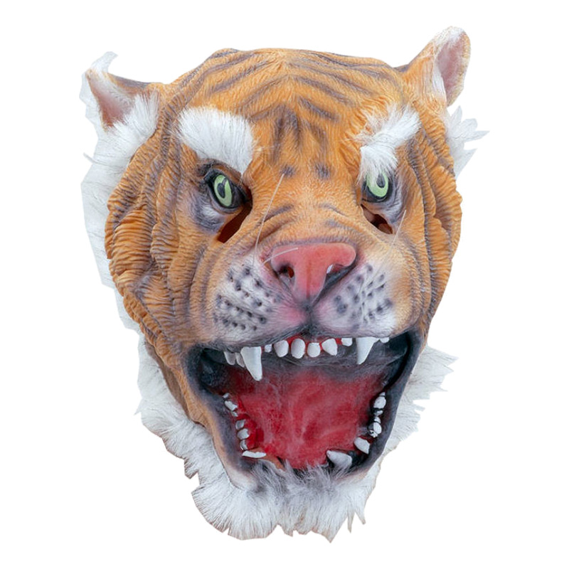 Tigermask i Gummi - One size