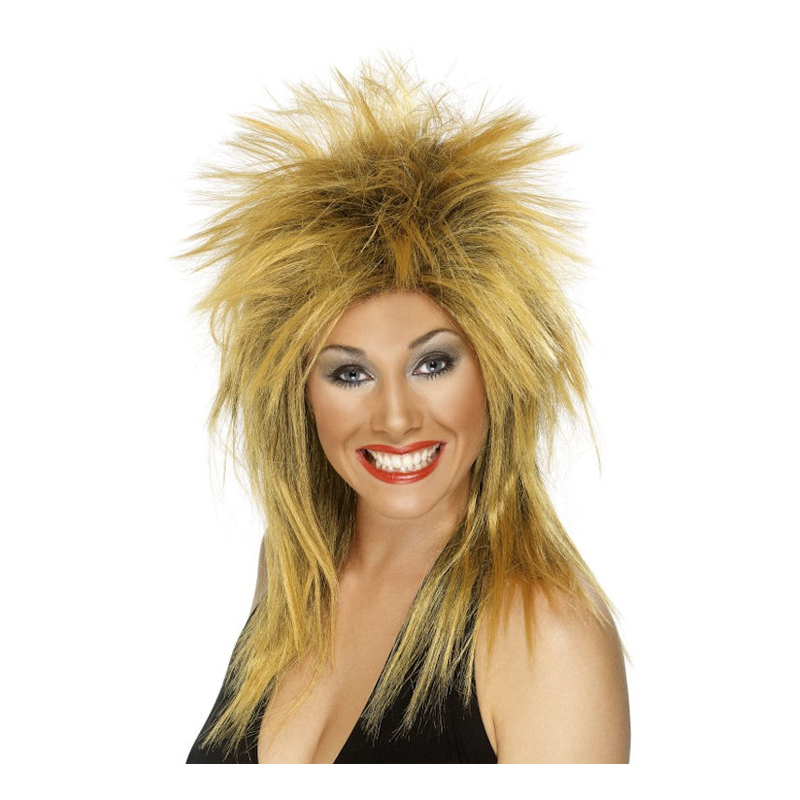 Tina Turner Peruk - One size