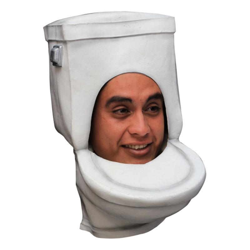 Toalettstol Mask - One size