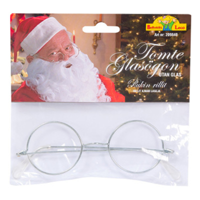 Tomteglasögon utan Glas thumbnail
