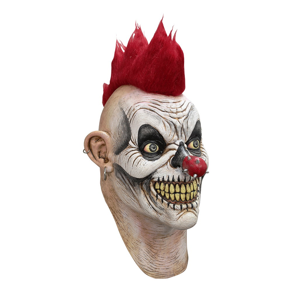 Total Clown Mask - One size