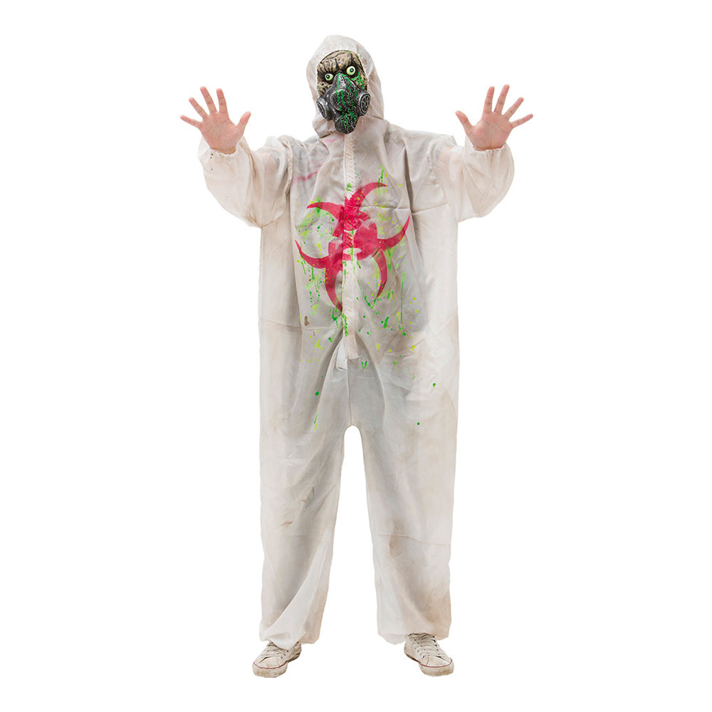Toxic Man Maskeraddräkt - One size