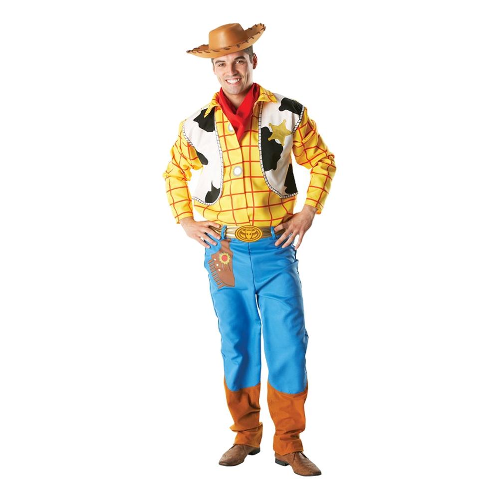Toy Story Woody Maskeraddräkt - Standard