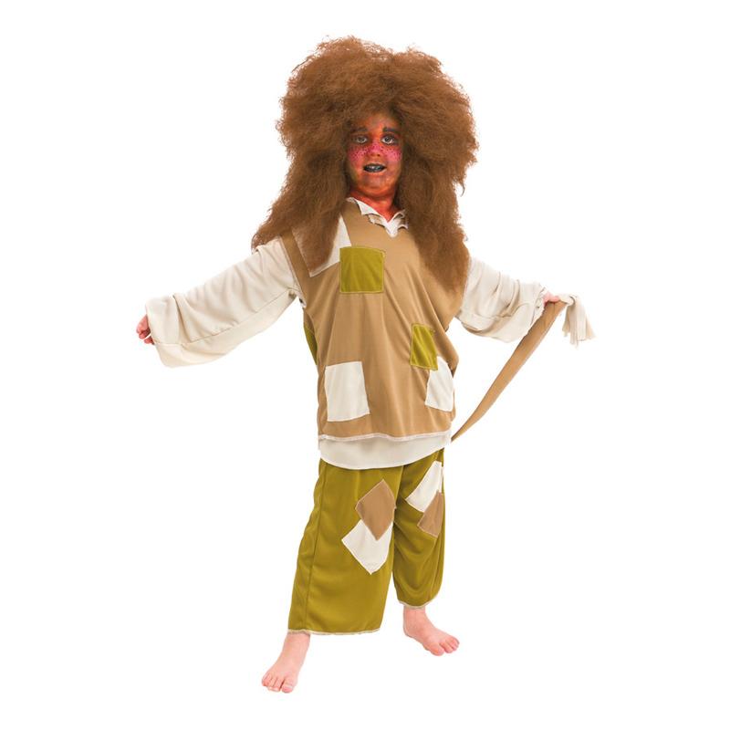 Troll Barn Maskeraddräkt - Medium