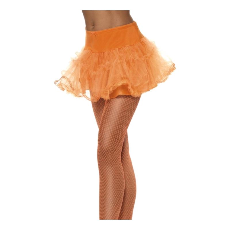 Underkjol Orange - One size