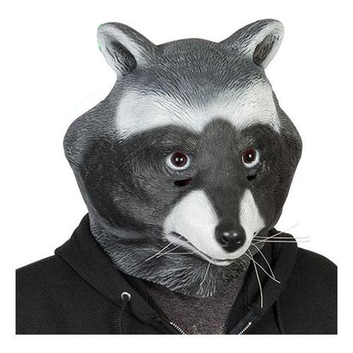 Tvättbjörn Mask - One size