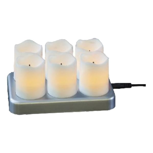 Uppladdningsbara Dekorationsljus LED