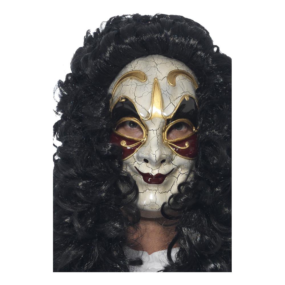 Venetian Highwayman Mask - One size