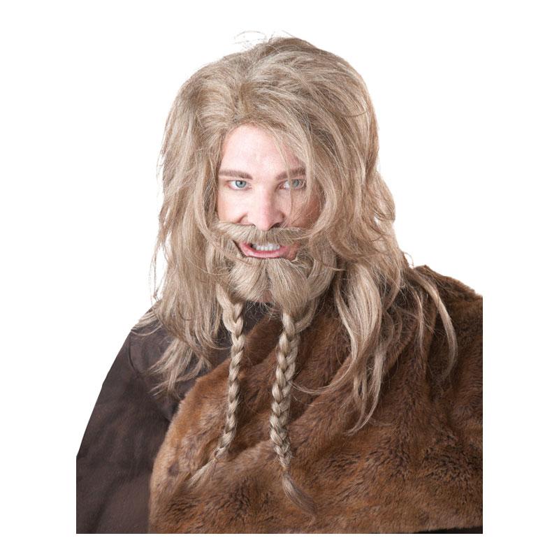 Viking Blond Perukset - One size