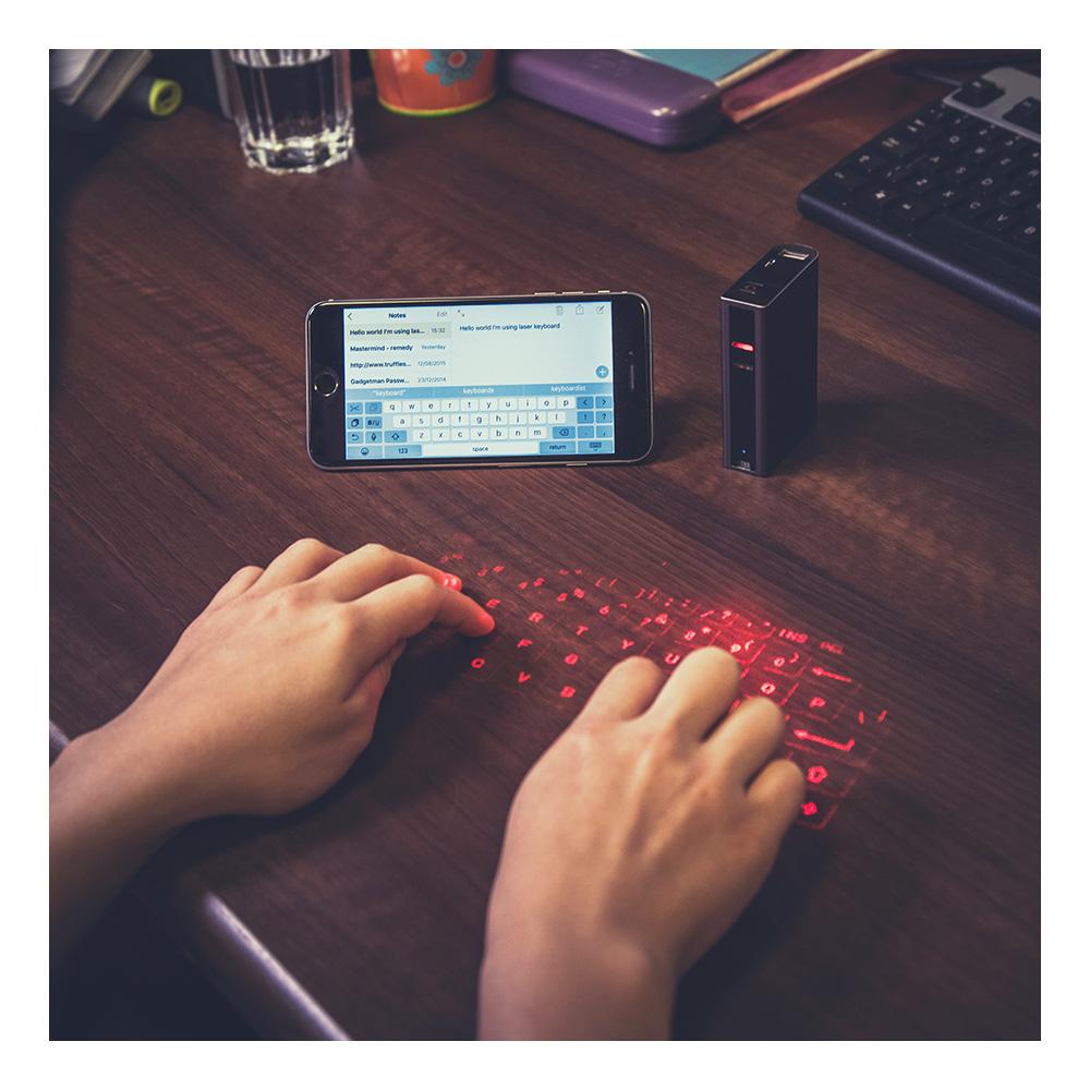 Virtual Laser Keyboard thumbnail