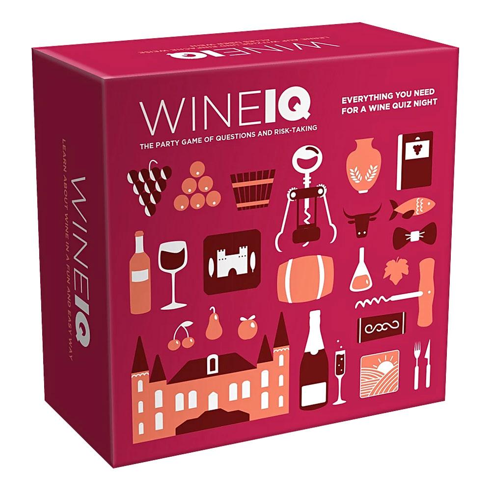 Wine IQ Frågespel