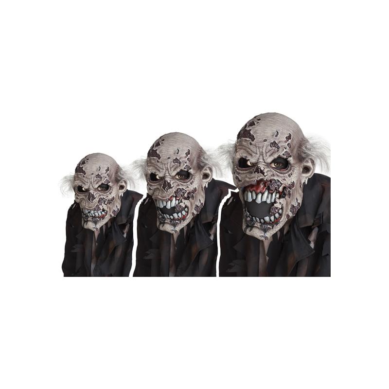 Zombie Ani-Motion Mask - One size