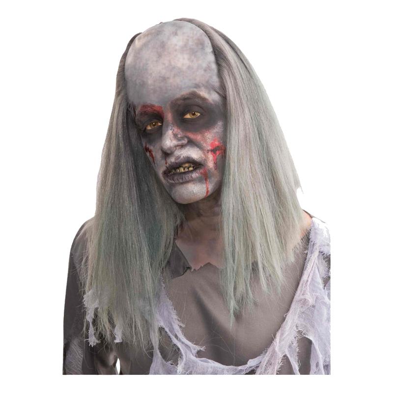 Zombie Dödgrävare Peruk - One size