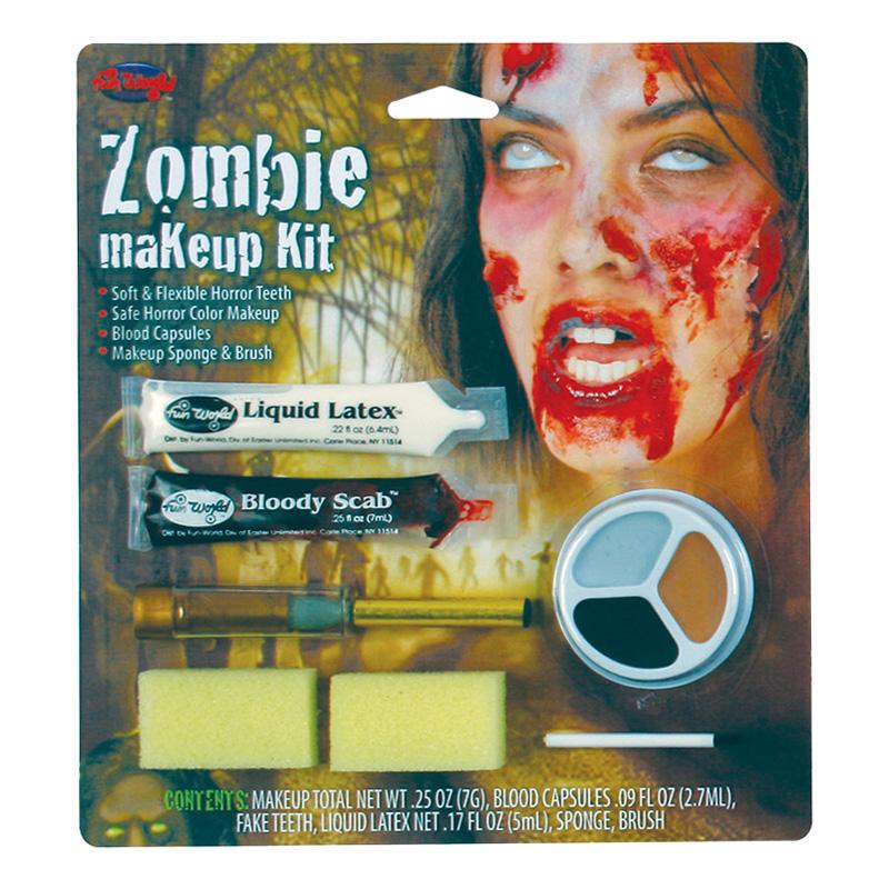 Zombie Flicka Sminkset