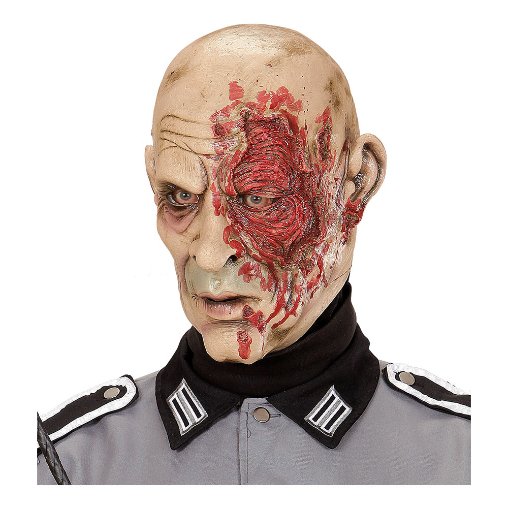 Zombie General Mask - One size
