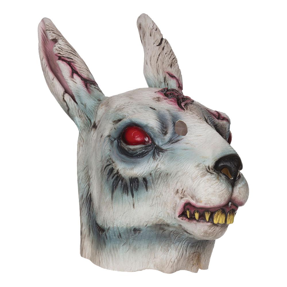 Zombie Kanin Mask - One size