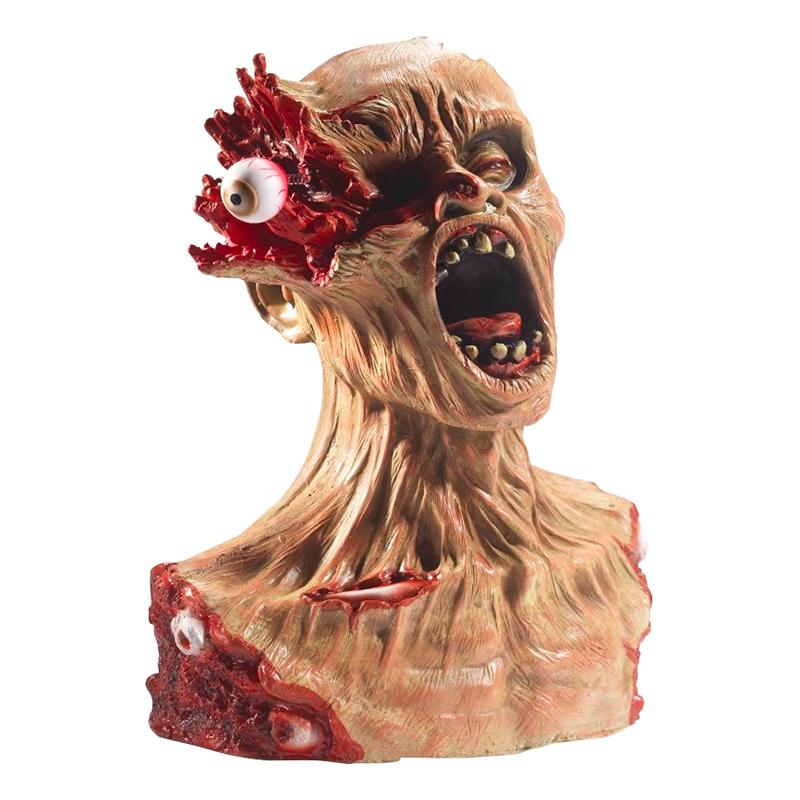 Zombie med Exploderande Öga Prop