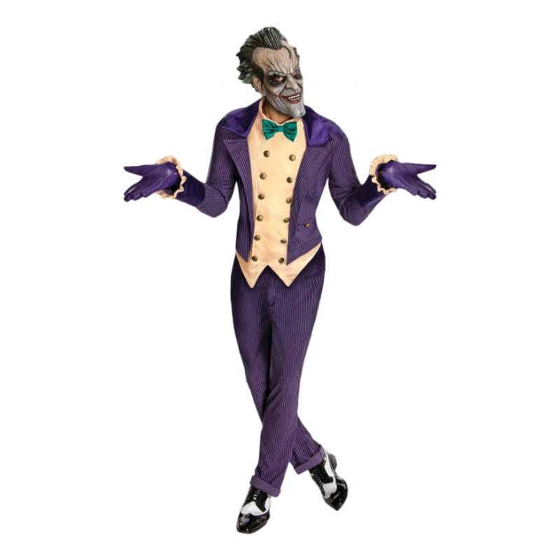 Batman Jokern Maskeraddräkt
