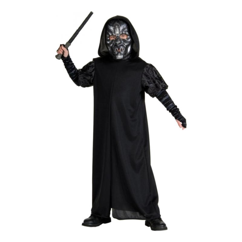 Dödsätare Barn Maskeraddräkt