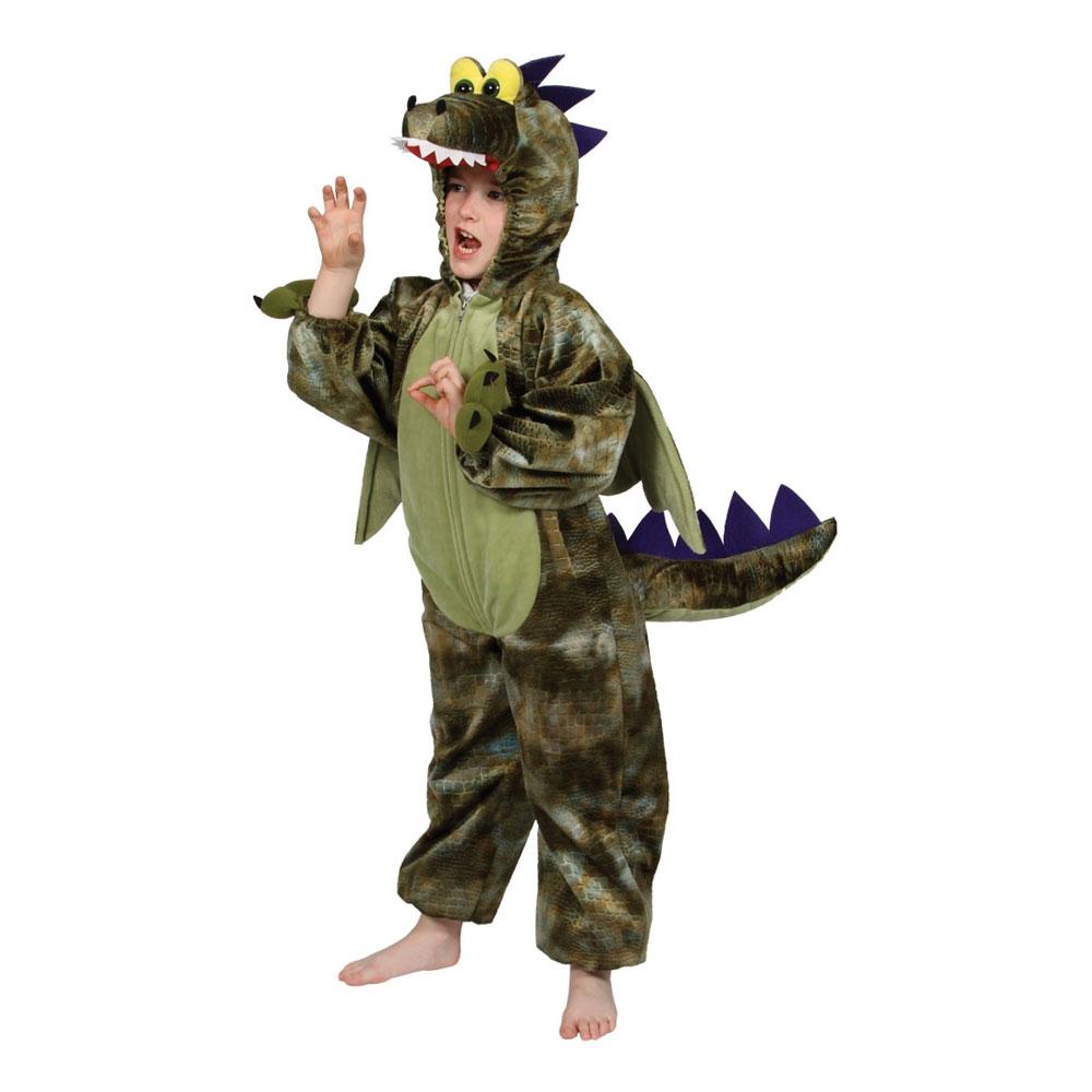 Dinosaurie Barn Maskeraddräkt