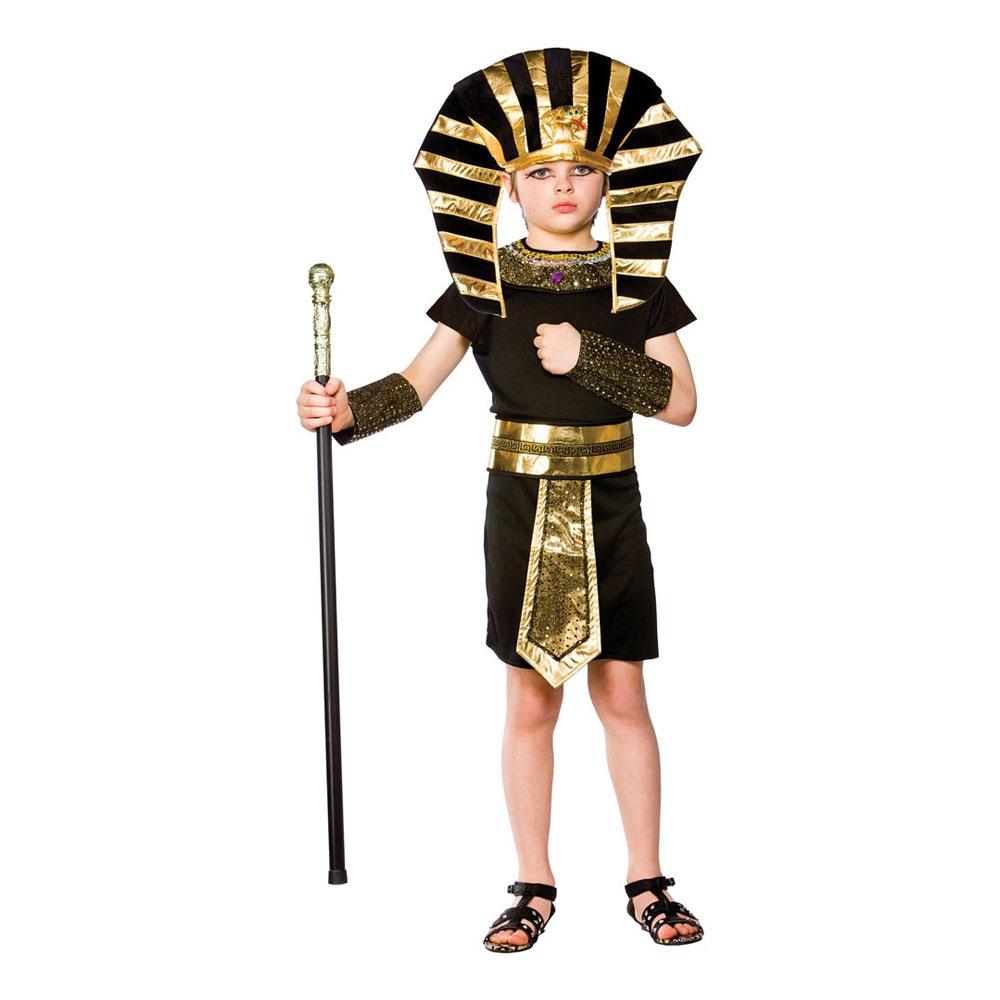 Farao Barn Budget Maskeraddräkt