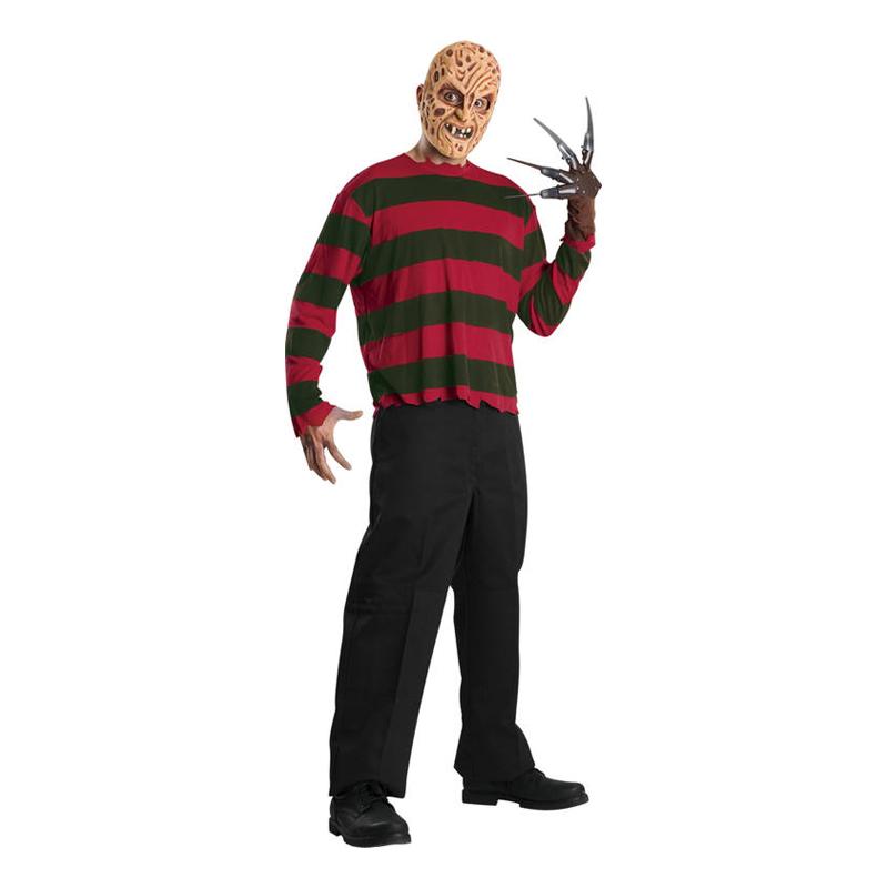 Freddy Krueger Budget Maskeraddräkt