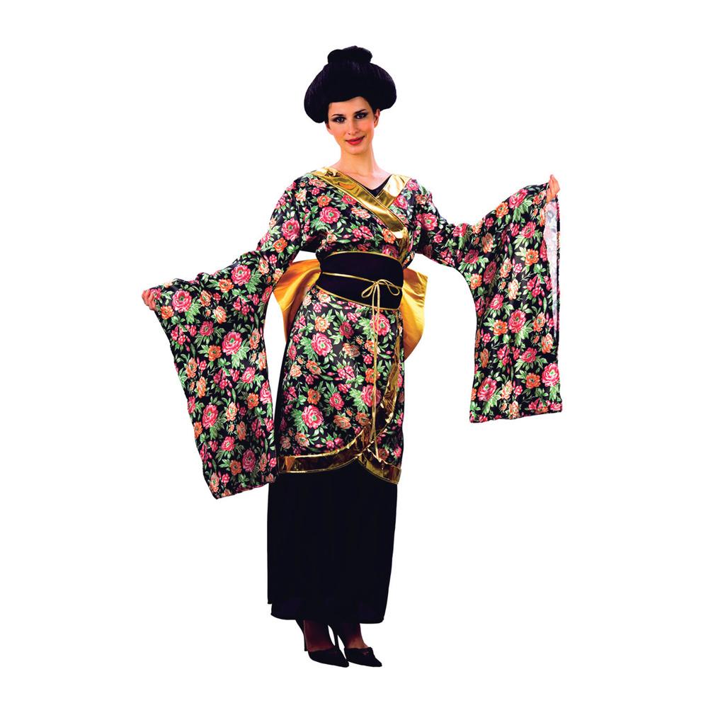 Geisha Maskeraddräkt