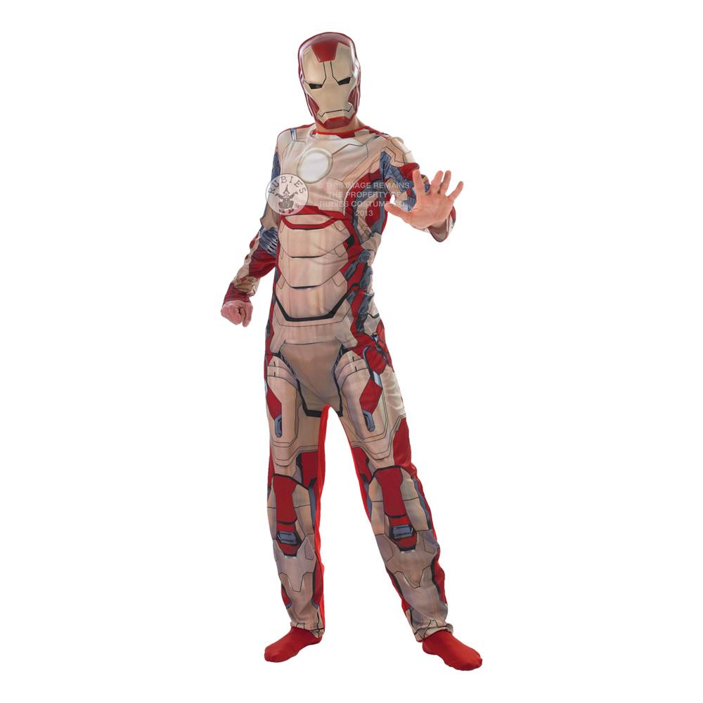 Iron Man 3 Maskeraddräkt