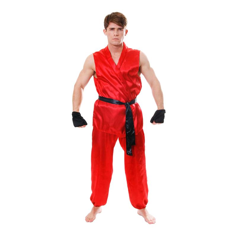 Karatetränare Maskeraddräkt