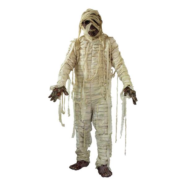 Mumifierad Zombie Maskeraddräkt