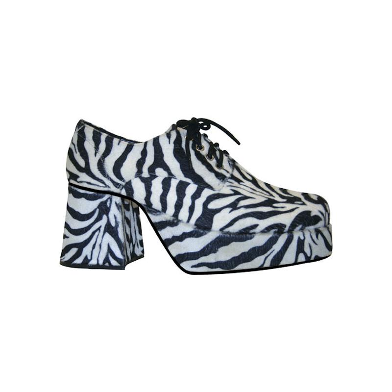 Platåskor Zebra