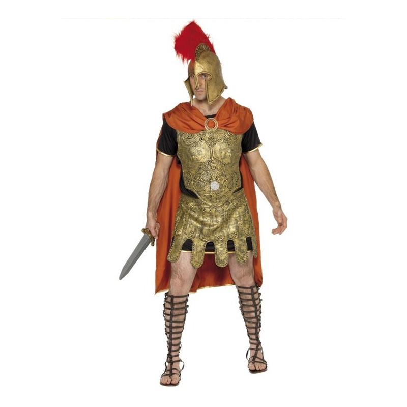 Romersk Gladiator Maskeraddräkt