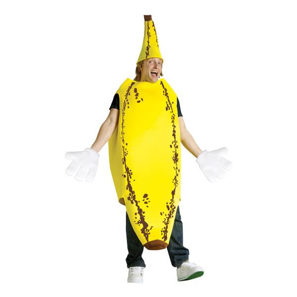 Rutten Banan Maskeraddräkt