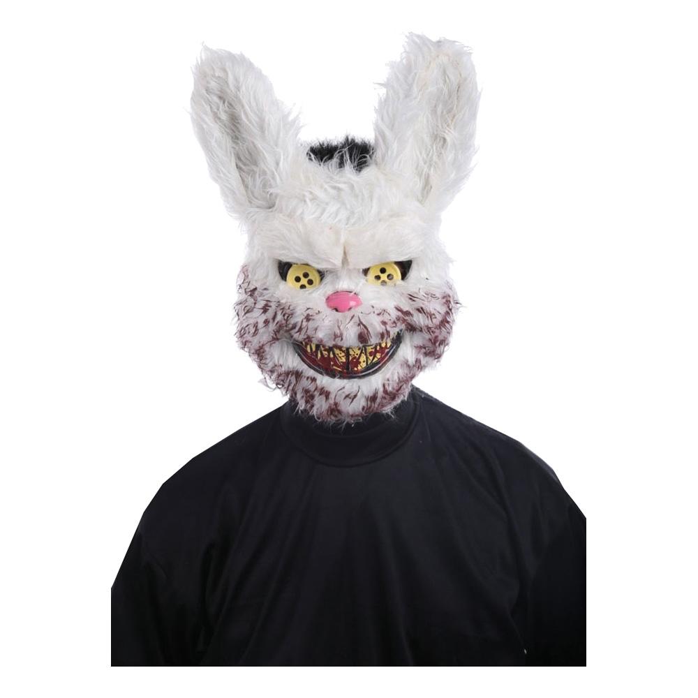 Snowball Läskig Kanin Mask