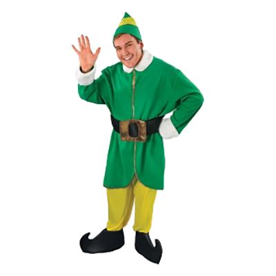 Tomtenisse Grön Maskeraddräkt