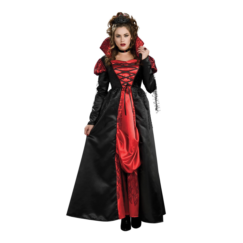 Transylvansk Vampyra Maskeraddräkt