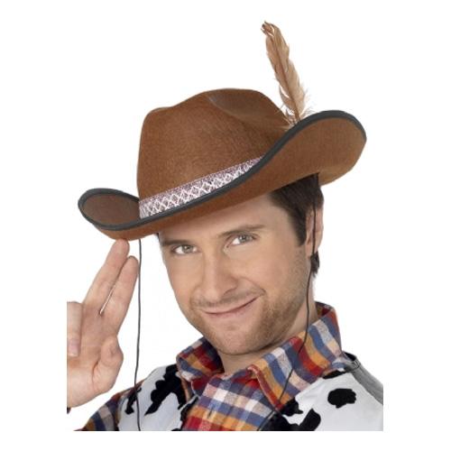 Vilda Västern Hatt